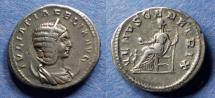 Ancient Coins - Roman Empire, Julia Domna 193-217, Antoninianus
