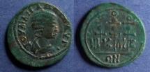 Ancient Coins - Nicaea, Julia Mamaea 222-235, AE20
