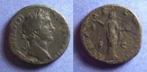 Ancient Coins - Roman Emipre, Antoninus Pius 138-61, Sestertius