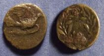 Ancient Coins - Sikyon,  330-310 BC, AE16