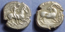 Ancient Coins - Kelendris, Cilicia 410-375 BC, Stater