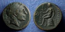 Ancient Coins - Seleucid Kingdom, Antiochos I 281-261 BC, AE16