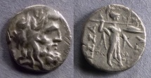 Ancient Coins - Thessalian League,  196-146 BC, Stater