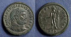 Ancient Coins - Roman Empire, Galerius (as Caesar) 293-305, Follis
