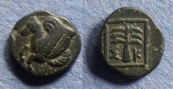 Ancient Coins - Troas, Skepsis Circa 350 BC, AE10