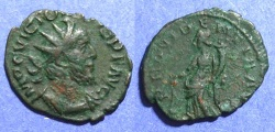 Ancient Coins - Gallic Successionist Empire, Victorinus 269-271, Antoninianus
