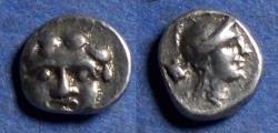 Ancient Coins - Pisidia, Selge 350-300 BC, Silver Trihemiobol