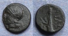 Ancient Coins - Troas, Ilium (Troy) 301-281 BC, AE11