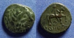 Ancient Coins - Thracian Imitation, Seuthes III type Circa 300 BC, AE20