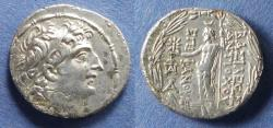 Ancient Coins - Seleucid Kingdom, Antiochos VIII 121-97 BC, Tetradrachm