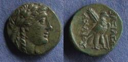Ancient Coins - Seleucid Kingdom, Achaios 221-214 BC, AE