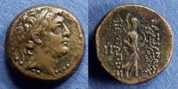 Ancient Coins - Seleucid Kingdom, Antiochos IX 114-95 BC, AE17