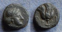 Ancient Coins - Islands off of Caria, Rhodes 404-385 BC, AE10