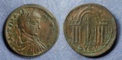 Ancient Coins - Phoenicia Byblos, Elagabalus 218-222, AE28