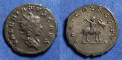 Ancient Coins - Roman Empire, Valerian II (Caesar) 253-5, Billon Antoninianus