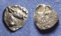 Ancient Coins - Macedonia, Mende 520-480 BC, Tritartemorion