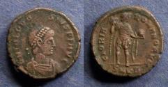 Ancient Coins - Roman Empire, Theodosius 379-395, AE2
