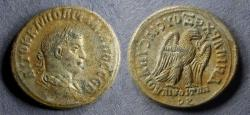 Ancient Coins - Roman Antioch, Phillip II 247-9, Tetradrachm