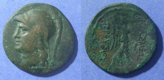 Ancient Coins - Bithynian Kingdom, Prusias II 182-149 BC, AE28