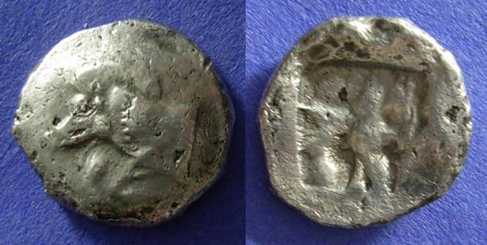 Ancient Coins - Lycia - Uncertain dynast 520-480 BC - Stater