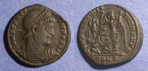 Ancient Coins - Constantine 307-337 - AE 3 - Dafne reverse