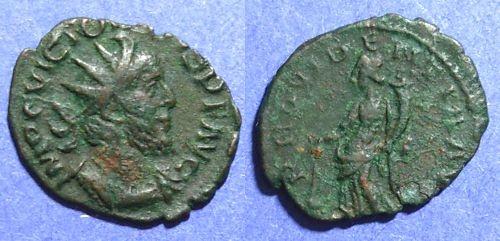 Ancient Coins - Gallic Successionist Empire, Victorinus 269-271, Antoninianus