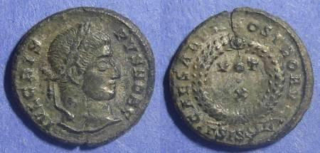 Ancient Coins - Roman Empire, Crispus 317-326 AD,
