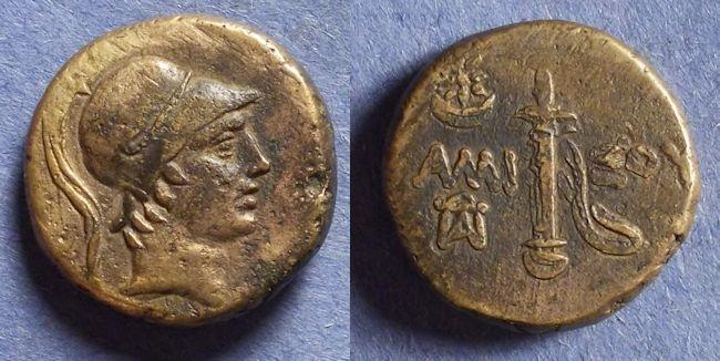 Ancient Coins - Pontos, Amisos 100-85 BC, AE20