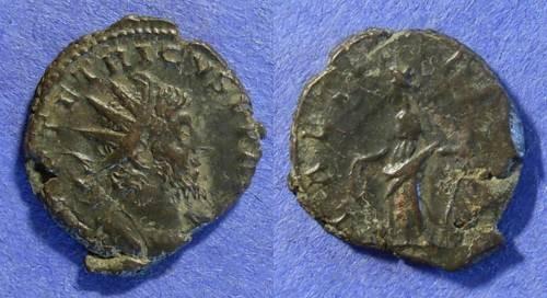 Ancient Coins - Tetricus – Gallic Sucessionist emperor 271-274 Antoninianus