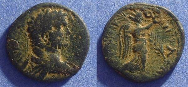 Ancient Coins - Caracalla 198-217 - AE24 of Nicopolis Epeiros (Epirus)