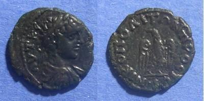 Ancient Coins - Roman Nikopolis, Caracalla 198-217, AE16