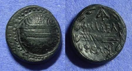 Ancient Coins - Philadelphia Lydia AE14 – Circa 150 BC