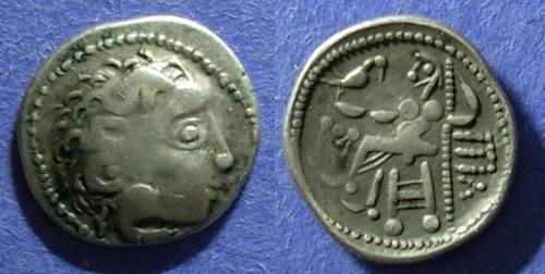 Ancient Coins - Celtic, Lower Danube Region Circa 150 BC, Drachm
