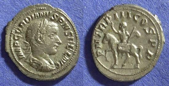 Ancient Coins - Gordian III 238-244AD Denarius