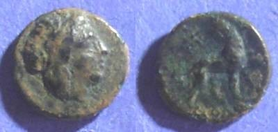 Ancient Coins - Miletos, Ionia 312-290 BC, AE11