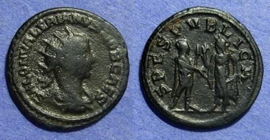 Ancient Coins - Saloninus (Caesar) 258-260 – Antoninianus