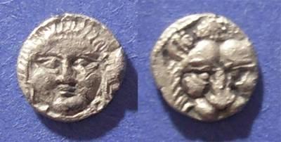 Ancient Coins - Samaria,  375-333 BC, Obol