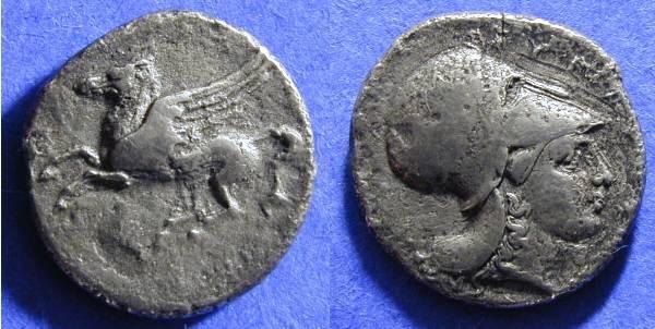 Ancient Coins - Corinth (?) Stater Circa 325 BC