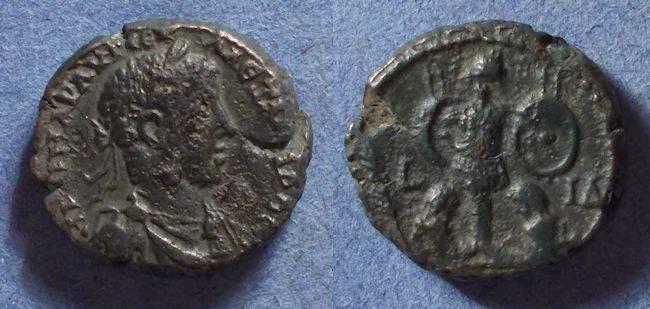 Ancient Coins - Roman Egypt, Severus Alexander 222-235, Tetradrachm