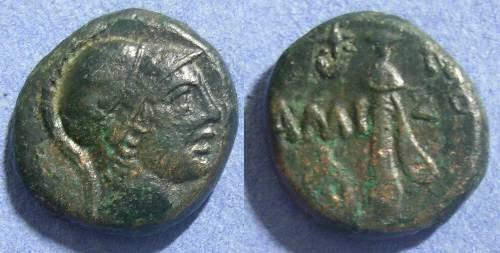Ancient Coins - Pontos, Amisos 100-85 BC, AE18