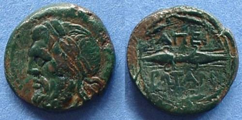 Ancient Coins - Epeirote Republic - AE19 - 238-168 BC
