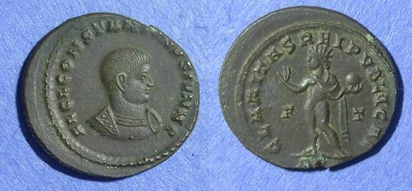 Ancient Coins - Roman Empire, Constantine II (as Caesar) 316-337, AE3