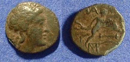 Ancient Coins - Iasos Caria AE14  Circa 250 BC