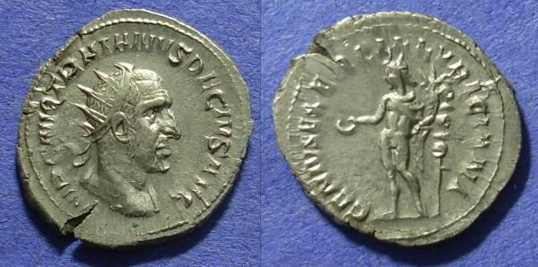Ancient Coins - Trajan Decius 249-251 Antoninianus