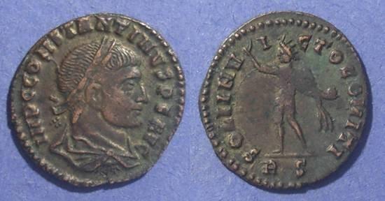 Ancient Coins - Roman Empire, Constantine 307-337, Follis 22mm