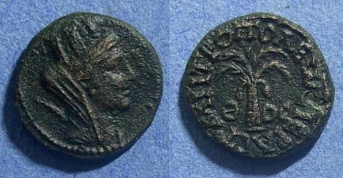 Ancient Coins - Phoenicia, Tyre 153 AD, AE16