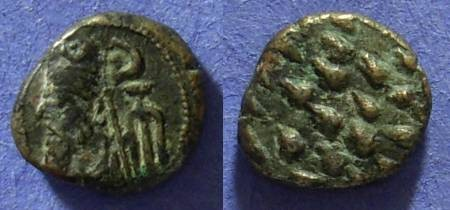 Ancient Coins - Elymais - Orodes I -III Drachm - Circa 50 to 200 AD