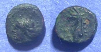 Ancient Coins - Phokaia, Ionia 350-250 BC, AE10