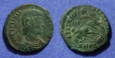 Ancient Coins - Roman Empire, Julian II (as Caesar) 355-361, AE3/4