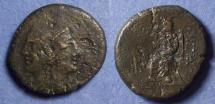 Ancient Coins - Bruttium, Rhegion 203-89 BC, AE25